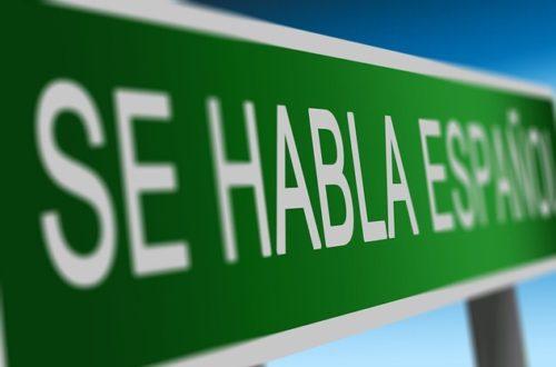 jazykovka ve španělsku