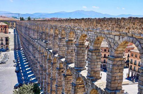Segovia akvadukt