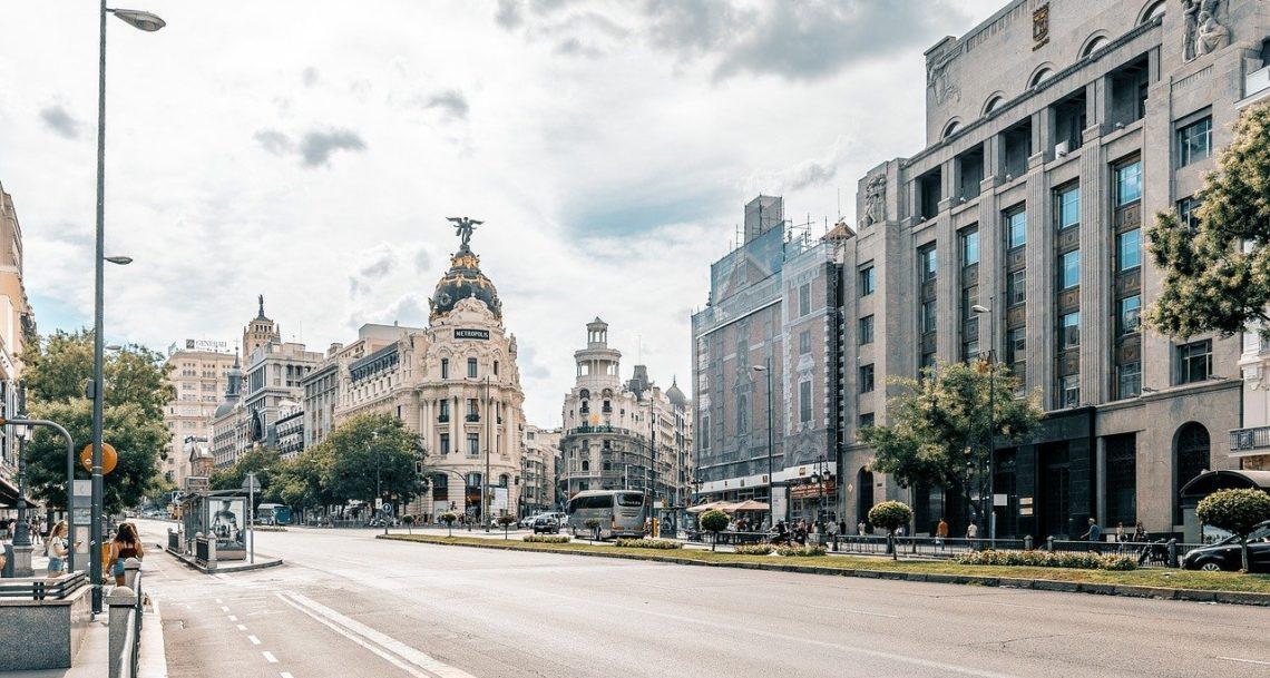 pronajmout byt v Madridu