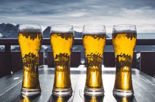 výborné pivo